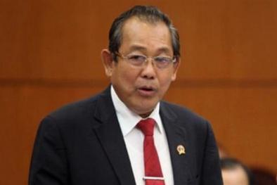 Phó Thủ tướng Trương Hòa Bình: 'Chống buôn lậu, không có vùng cấm'