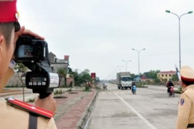 Cảnh báo giao thông: Những điều cần biết về bắn tốc độ để tránh mất tiền oan