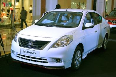 Điểm đặc biệt của Nissan Sunny Premium S giá 518 triệu đồng vừa ra mắt tại Việt Nam