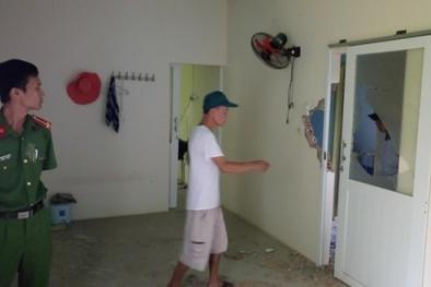Ninh Thuận: Nhà dân hư hỏng nặng sau tiếng nổ vang trời