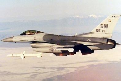 Vũ khí không đối đất chiến thuật có khả năng tiêu diệt mọi loại radar