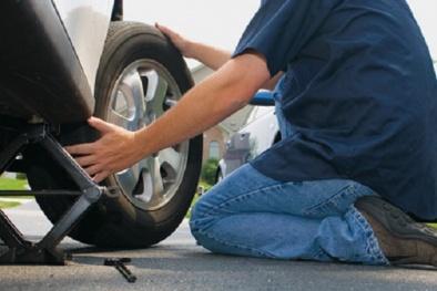 Xuất hiện tín hiệu này tài xế phải kiểm tra lốp ngay để tránh tai nạn