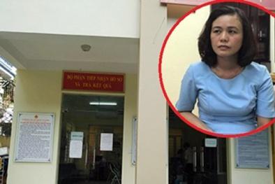 Camera phường Văn Miếu bị hỏng: Nữ Chủ tịch phường nói gì?