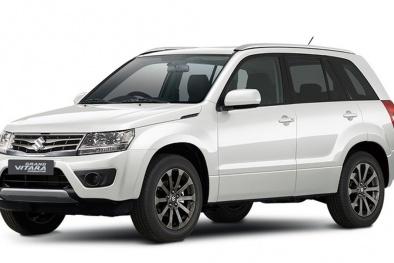 Tình hình kinh doanh ảm đạm, Suzuki Grand Vitara giảm giá mạnh lên tới 170 triệu đồng