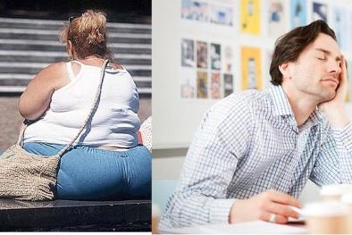 Thêm minh chứng 'đáng sợ' lý giải nguyên nhân ngủ ít gây béo phì