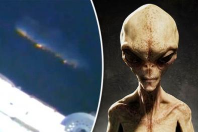 Bí ẩn phi thuyền người ngoài hành tinh 'áp sát' trạm vũ trụ quốc tế