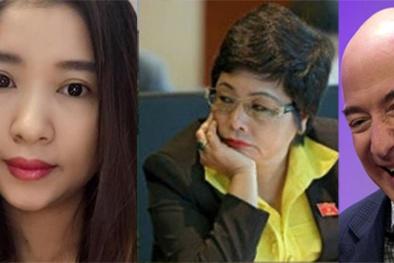 Chỉ trong một tuần có 2 nữ đại gia Việt phải hầu tòa