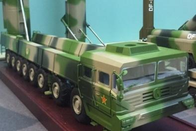 Video: Lộ diện tên lửa Trung Quốc có thể nhấn chìm mọi lục địa nếu khai hỏa