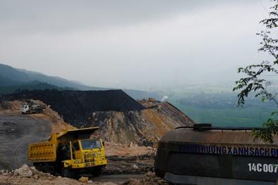 Dự án nhà máy rác ở Đông Triều đào móng sâu hơn 40m, thực chất ở dưới có than