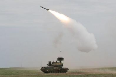 Nga phóng hệ thống tên lửa 'bảo bối' có uy lực khủng khiếp