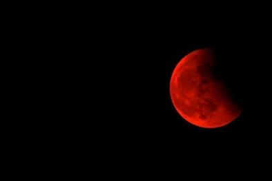 Hiện tượng 'mặt trăng máu' sắp xuất hiện ở Việt Nam