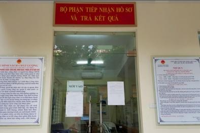 Nhiều nội dung 'bất ngờ' sau kết luận thanh tra vụ xin giấy chứng tử ở phường Văn Miếu