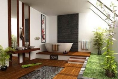 Chuyên gia phong thủy tư vấn cách chọn màu sắc cho phòng tắm để tái tạo nguồn năng lượng mới