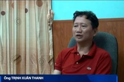 'Báo cáo với công an' về việc thất lạc hồ sơ Trịnh Xuân Thanh