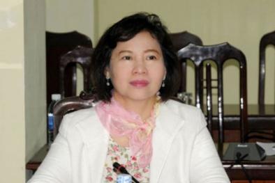 Thứ trưởng Hồ Thị Kim Thoa: Số phận khối tài sản 500 tỷ ra sao?