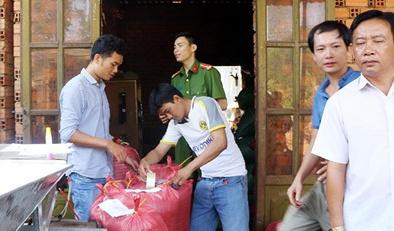 Bình Phước: Chủ cơ sở trộn hóa chất vào hạt tiêu bị phạt 87 triệu đồng