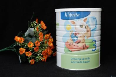 Xử phạt Công ty Phúc Lộc do không kiểm định định kỳ sản phẩm sữa dê bột Kabrita