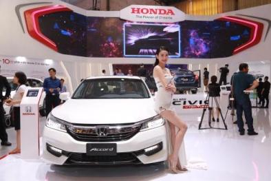 Ngày 8/8/2017: Honda Việt Nam giảm giá gần 200 triệu đồng cho hàng loạt xe ô tô