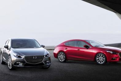 Mazda 3 2018 chốt giá từ hơn 18.000 USD tại Mỹ có điểm gì đặc biệt?