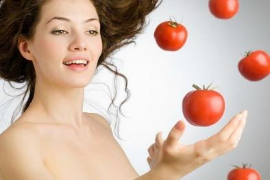 Ai cũng biết dưỡng da từ mặt nạ cà chua nhưng đây mới là cách hiệu quả nhất
