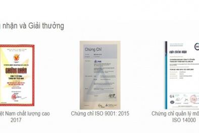 Thang máy Thiên Nam phát triển bền vững nhờ áp dụng các hệ thống quản lý ISO