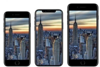 Đâu là sự khác biệt giữa Iphone 8 và  iPhone 7, iPhone 7s?