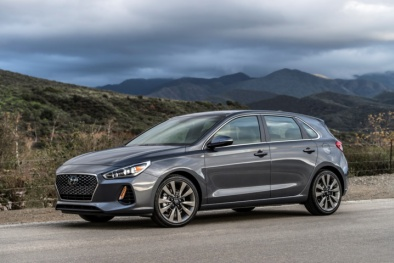 Hyundai Elantra GT và GT Sport chốt giá bán từ 465 triệu đồng có gì đặc biệt?