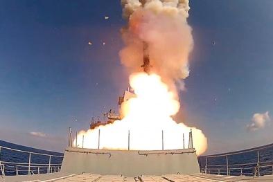 Tên lửa Nga đang phát triển có thể tự tìm đến mục tiêu khiến đối thủ 'lạnh gáy'