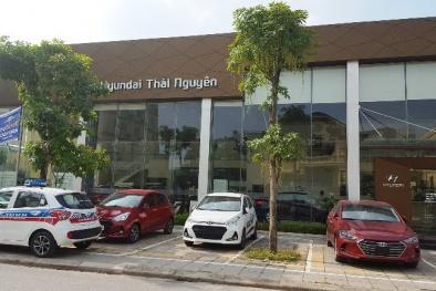 Xe tiền tỷ mới tinh đã nứt, Hyundai Thái Nguyên từ chối làm việc với phóng viên