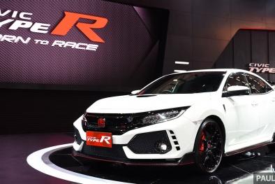 Honda chính thức giới thiệu Civic Type R 2018 tại Indonesia với giá hơn 74.600 USD