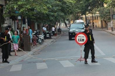Hà Nội: Danh sách các tuyến phố cấm xe taxi vào giờ cao điểm