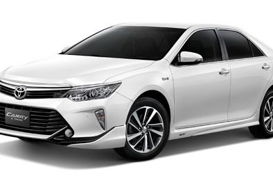 Có gì đặc biệt ở Toyota Camry Extremo 2017 giá 45.800 USD ra mắt tại Thái Lan?