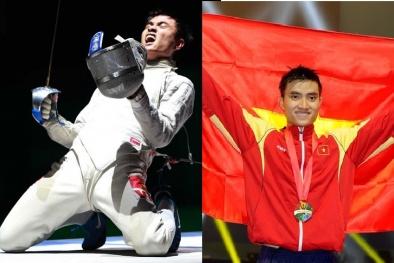 Lý lịch 'khủng' của Vũ Thành An - người cầm cờ cho Việt Nam tại SEA Games 29