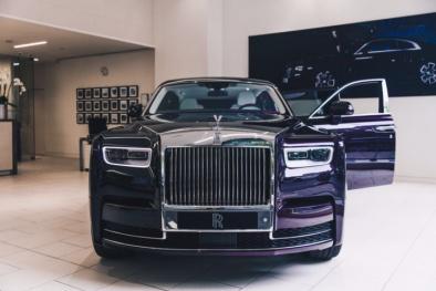 Chính thức có mặt tại đại lý ở London: Rolls-Royce Phantom 2018 hấp dẫn cỡ nào?