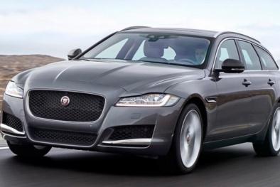Jaguar FX Sportbrake 2018 sẽ có mặt tại Mỹ với giá hơn 1,6 tỷ đồng