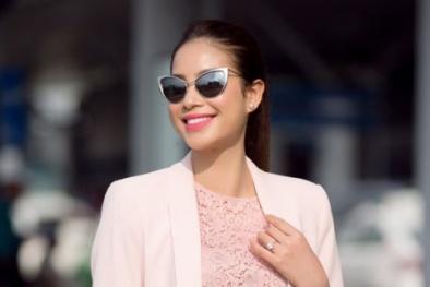 Muốn có làn da sáng đẹp như Hoa hậu Phạm Hương, hãy làm theo cách này