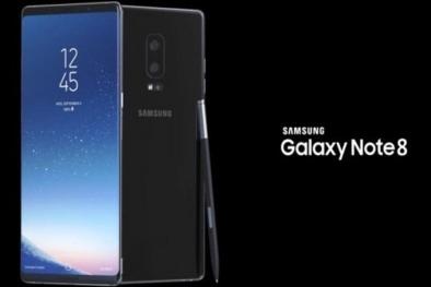Rò rỉ tin Samsung Galaxy Note 8 lần đầu tiên được trang bị máy ảnh kép siêu 'khủng'
