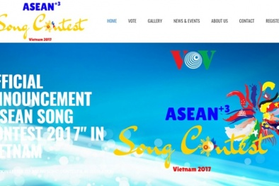 Ba gương mặt tài năng đại diện Việt Nam tham dự Cuộc thi tiếng hát ASEAN +3