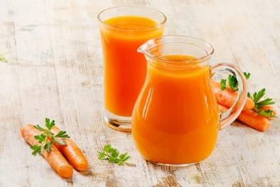 Cách làm sinh tố dứa cà rốt đơn giản ngay tại nhà