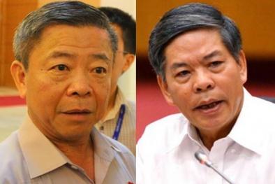 Nguyên Bộ trưởng Bộ TN-MT và nguyên Chủ tịch tỉnh Hà Tĩnh bị kỷ luật