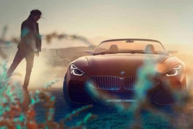 Hãng xe Đức BMW chính thức giới thiệu mẫu Concept Z4 Roadster
