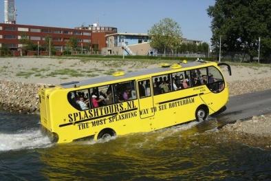 Tuyến xe buýt trên sông Sài Gòn sắp chạy thử nghiệm: Có gì đặc biệt?