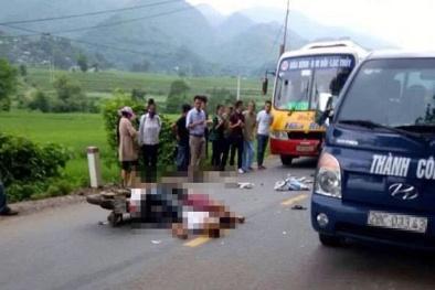 Tai nạn giao thông mới nhất 24h qua ngày 20/8/2017