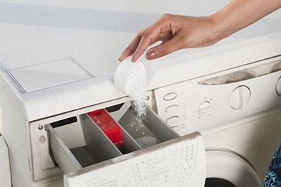 Sắp có máy giặt không cần... bột giặt, cho ra hệ thống nước siêu sạch