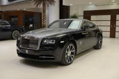 Rolls-Royce Wraith, vẻ đẹp 'hút hồn' của không kém Phantom 2018