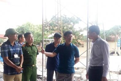 Quảng Ninh: 3 công nhân tử vong trong thang máy
