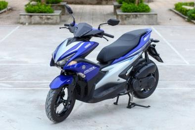 Yamaha NVX 155 Premium 2017 giá 51 triệu đồng có gì đặc biệt?