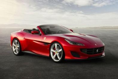 Điểm đặc biệt của Portofino, mẫu xe thay thế California T của Ferrari