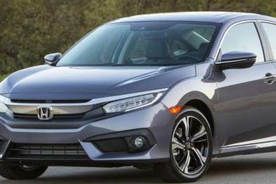 Honda Accord và Civic là hai dòng xe bị trộm nhiều nhất ở Mỹ