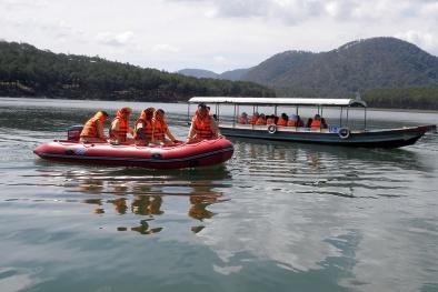 Lâm Đồng: Hàng loạt phương tiện đường thủy không đạt yêu cầu đăng kiểm